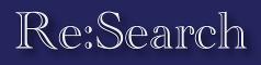 Re:Search logo thumbnail