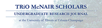 TRIO McNair Scholars Undergraduate Research Journal